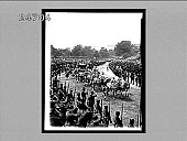 """view Their Majesties Edward VII and Queen Alexandra drawn by Queen Victoria's famous """"creams,"""" coronation procession, August 26, 1902. [Active no. 261 : half-stereo interpositive,] digital asset: Their Majesties Edward VII and Queen Alexandra drawn by Queen Victoria's famous """"creams,"""" coronation procession, August 26, 1902. [Active no. 261 : half-stereo interpositive,] 1902."""
