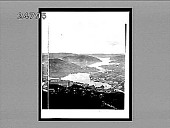 view The Ide Fjord from the Fortress of Fredrikssten. [Active no. 716 : stereo interpositive,] digital asset: The Ide Fjord from the Fortress of Fredrikssten. [Active no. 716 : stereo interpositive,] 1896.