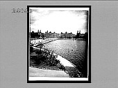 view Queen Louise Bridge and its gardens, with handsome streets at its eastern end, Copenhagen. 1024 Interpositive digital asset: Queen Louise Bridge and its gardens, with handsome streets at its eastern end, Copenhagen. 1024 Interpositive 1905.