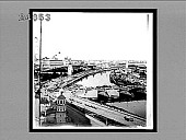 """view The Moskwa River and the shimmering spires of """"Holy Moscow."""" 1099 interpositive digital asset: The Moskwa River and the shimmering spires of """"Holy Moscow."""" 1099 interpositive 1910."""