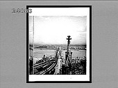 view [Railroad bridge over river in Germany.] 1374 interpositive digital asset: [Railroad bridge over river in Germany.] 1374 interpositive 1900.