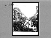 view The Grand Boulevard, Paris. 1541 Interpositive digital asset: The Grand Boulevard, Paris. 1541 Interpositive 1906,