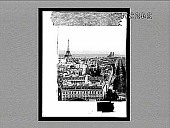 view Eiffel Tower, Trocadero Palace and Exposition Grounds (south) from Arch of Triumph, Paris. 1562 Interpositive digital asset: Eiffel Tower, Trocadero Palace and Exposition Grounds (south) from Arch of Triumph, Paris. 1562 Interpositive.