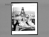 view The wonderful Exposition--the Champ de Mars from Trocadero tower. [Active no. 1643 : interpositive,] digital asset: The wonderful Exposition--the Champ de Mars from Trocadero tower. [Active no. 1643 : interpositive,] 1900.