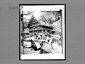view Merry times in the Swiss village. 1661 Interpositive digital asset: Merry times in the Swiss village. 1661 Interpositive 1900.