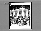 view Workmen from Dahomey, Africa, Dahomey Village. 1713 Interpositive digital asset: Workmen from Dahomey, Africa, Dahomey Village. 1713 Interpositive 1900.