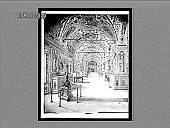 view The Library of the Vatican, Rome. 1980 interpositive digital asset: The Library of the Vatican, Rome. 1980 interpositive 1904.