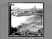 """view """"The Bride of the Sea,"""" a view from the Campanile, Venice. 2061 Interpositive digital asset: """"The Bride of the Sea,"""" a view from the Campanile, Venice. 2061 Interpositive 1905."""