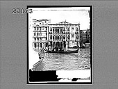 """view Palazza Ca d'Oro, Grand Canal--the mediaeval home of a """"Merchant of Venice."""" 2064 Interpositive digital asset: Palazza Ca d'Oro, Grand Canal--the mediaeval home of a """"Merchant of Venice."""" 2064 Interpositive 1905."""