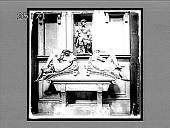 view Michael Angelo's unfinished Tomb of Lorenzo de Medici, Florence. 2146 interpositive digital asset: Michael Angelo's unfinished Tomb of Lorenzo de Medici, Florence. 2146 interpositive 1905.