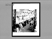 view The Jews' Wailing Place, outer wall of Solomon's Temple, Jerusalem. 3104 Interpositive digital asset: The Jews' Wailing Place, outer wall of Solomon's Temple, Jerusalem. 3104 Interpositive.