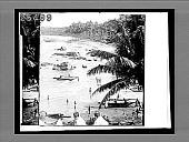 view [Beach scene from high angle, Sri Lankia. Active no. 3762 : non-stereo interpositive.] digital asset: [Beach scene from high angle, Sri Lankia. Active no. 3762 : non-stereo interpositive.]