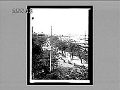 view From the Imperial Bank of China (N.) along Whangpoo River, over English and American quarters, Shanghai. 4125 interpositive digital asset: From the Imperial Bank of China (N.) along Whangpoo River, over English and American quarters, Shanghai. 4125 interpositive.