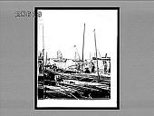 view [Harbor scene.] 4300 Interpositive digital asset: [Harbor scene.] 4300 Interpositive.