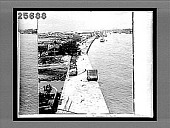 view [Sailboats on wide river in city, Philippines?] 4584 interpositive digital asset: [Sailboats on wide river in city, Philippines?] 4584 interpositive.