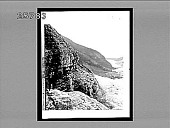 view Lake Louise, from the Great Glacier, Laggan, Alberta. 4812 Interpositive digital asset: Lake Louise, from the Great Glacier, Laggan, Alberta. 4812 Interpositive.