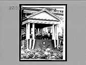 view The supreme moment--Chief Justice Fuller administering the oath of office to President McKinley, March 4, 1901. 4866 interpositive digital asset: The supreme moment--Chief Justice Fuller administering the oath of office to President McKinley, March 4, 1901. 4866 interpositive 1901