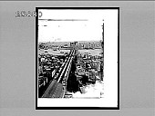 view The great Wonder of the age, Brooklyn Bridge, from the World Building. 5289 interpositive digital asset: The great Wonder of the age, Brooklyn Bridge, from the World Building. 5289 interpositive.