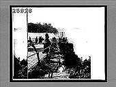 view [Tourists viewing Niagara Falls.] 5469 interpositive digital asset number 1