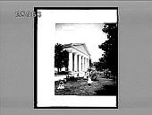 view General Robert E. Lee's old home, Arlington, Va. [Active no. 5614 : interpositive.] digital asset: General Robert E. Lee's old home, Arlington, Va. [Active no. 5614 : interpositive.]