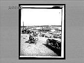 view On the bustling levee, where the products of the Mississippi Valley are distributed. [Active no. 5813 : interpositive.] digital asset: On the bustling levee, where the products of the Mississippi Valley are distributed. [Active no. 5813 : interpositive.]