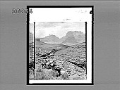 view [Riders in Grand Canyon.] 6129 Interpositive digital asset: [Riders in Grand Canyon.] 6129 Interpositive.