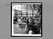 view Making jute coffee bags, in Santa Gertrudes factory, near Orizaba. 6368 interpositive digital asset: Making jute coffee bags, in Santa Gertrudes factory, near Orizaba. 6368 interpositive.