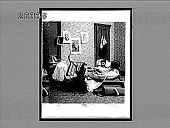 view [Family quarrel at home.] 6991 interpositive digital asset: [Family quarrel at home.] 6991 interpositive.