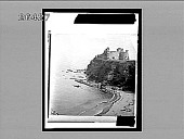 view Tantallon Castle where Earl Douglas and Lord Marmion faced each other, N. Berwick. 7489 Interpositive digital asset: Tantallon Castle where Earl Douglas and Lord Marmion faced each other, N. Berwick. 7489 Interpositive.