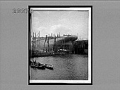 view Building an ocean liner, Harland & Wolff's Works (S.W.), Belfast. 9109 Interpositive digital asset: Building an ocean liner, Harland & Wolff's Works (S.W.), Belfast. 9109 Interpositive.