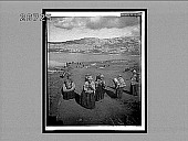 view Squaws in the mining country, carrying water from Lake Paparcocha; Cerro de Pasco. 9251 Interpositive digital asset: Squaws in the mining country, carrying water from Lake Paparcocha; Cerro de Pasco. 9251 Interpositive.