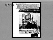 view The most celebrated cathedral in France--Notre Dame. [Active no. 9576 : non-stereo interpositive.] digital asset: The most celebrated cathedral in France--Notre Dame. [Active no. 9576 : non-stereo interpositive.]