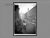 """view Old South Church (N.), on Washington St., scene of """"Tea Party,"""" 1773, Boston. [Active no. 10742 : interpositive.] digital asset: Old South Church (N.), on Washington St., scene of """"Tea Party,"""" 1773, Boston. [Active no. 10742 : interpositive.]"""