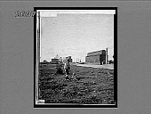 view Grain elevator, Fort William, Lake Superior, one outlet for Manitoba wheat. 11101 Interpositive digital asset: Grain elevator, Fort William, Lake Superior, one outlet for Manitoba wheat. 11101 Interpositive.
