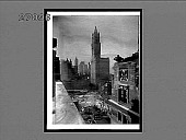 view Woolworth Building, tallest in the world, product of five and ten cent pieces. [Active no. 11403 : non-stereo interpositive] digital asset: Woolworth Building, tallest in the world, product of five and ten cent pieces. [Active no. 11403 : non-stereo interpositive, 1913 or later].