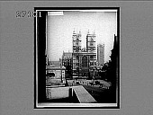 view Westminster Abbey, south to Victoria Tower of Parliament Buildings. [Active no. 11412 : interpositive.] digital asset: Westminster Abbey, south to Victoria Tower of Parliament Buildings. [Active no. 11412 : interpositive.]
