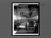 view Weaving plain silk cloth--hundreds of automatic looms in a modern American silk mill. 11449 interpositive digital asset: Weaving plain silk cloth--hundreds of automatic looms in a modern American silk mill. 11449 interpositive 1913.