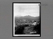 view Looking southeast over Santa Marta, centre of banana industry of Colombia. 11493 Interpositive digital asset: Looking southeast over Santa Marta, centre of banana industry of Colombia. 11493 Interpositive 1906