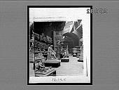 view [Paris Exposition; sculptures inside museum.] No. 22191 : interpositive digital asset: [Paris Exposition; sculptures inside museum.] No. 22191 : interpositive, 1900.