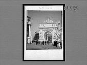 view [Dewey Memorial Arch in New York City.] 22362 interpositive digital asset: [Dewey Memorial Arch in New York City.] 22362 interpositive 1899