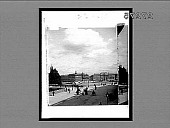 view [City streets, buildings and river.] 23459 Interpositive digital asset: [City streets, buildings and river.] 23459 Interpositive 1894.