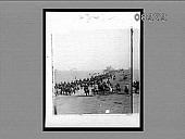 view [Theodore Roosevelt and cavalry troops in parade.] 23472 Interpositive digital asset: [Theodore Roosevelt and cavalry troops in parade.] 23472 Interpositive 1898.