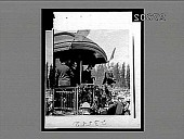 view [Theodore Roosevelt addressing crowd from rear car of train.] 23552 interpositive digital asset: [Theodore Roosevelt addressing crowd from rear car of train.] 23552 interpositive 1903.