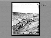 view [Transport crossing Rhenoter River 38 miles north of Kroonstad, SA] on envelope 25685 interpositive digital asset: [Transport crossing Rhenoter River 38 miles north of Kroonstad, SA] on envelope 25685 interpositive.