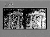 view Grain and Apple Exhibit, Washington Building. 8617 photonegative digital asset: Grain and Apple Exhibit, Washington Building. 8617 photonegative.