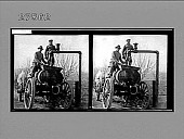 view [Wagon and large water pipe. Active no. 12443 : stereo photonegative.] digital asset number 1