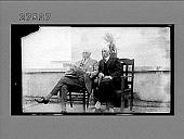 view [Portrait.] 1949 Photonegative digital asset: [Portrait.] 1949 Photonegative.