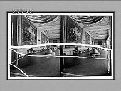view Superbly decorated salon in the French national building. [Active no. 5841 : stereo interpositive,] digital asset: Superbly decorated salon in the French national building. [Active no. 5841 : stereo interpositive,] 1903.