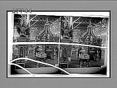 view Canada's Parliament Building reproduced in grain; Palace of Agriculture. [Active no. 5843 : stereo interpositive,] digital asset: Canada's Parliament Building reproduced in grain; Palace of Agriculture. [Active no. 5843 : stereo interpositive,] 1903.