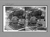 view The beginning of travel by steam--the teakettle motor and a 1904 locomotive. [Active No. 5851 : stereo interpositive,] digital asset: The beginning of travel by steam--the teakettle motor and a 1904 locomotive. [Active No. 5851 : stereo interpositive,] 1903.
